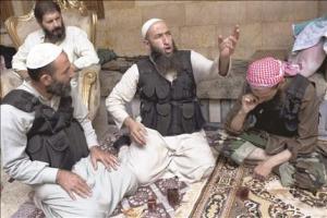 Syrian Rebels Tawhid