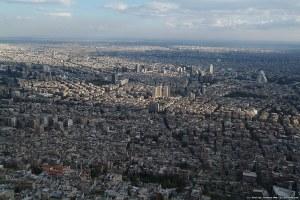 Damascus is a modern, bustling, secular city