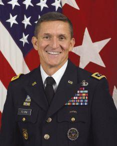 Lt. Gen. Michael Flynn (Public Domain Image)